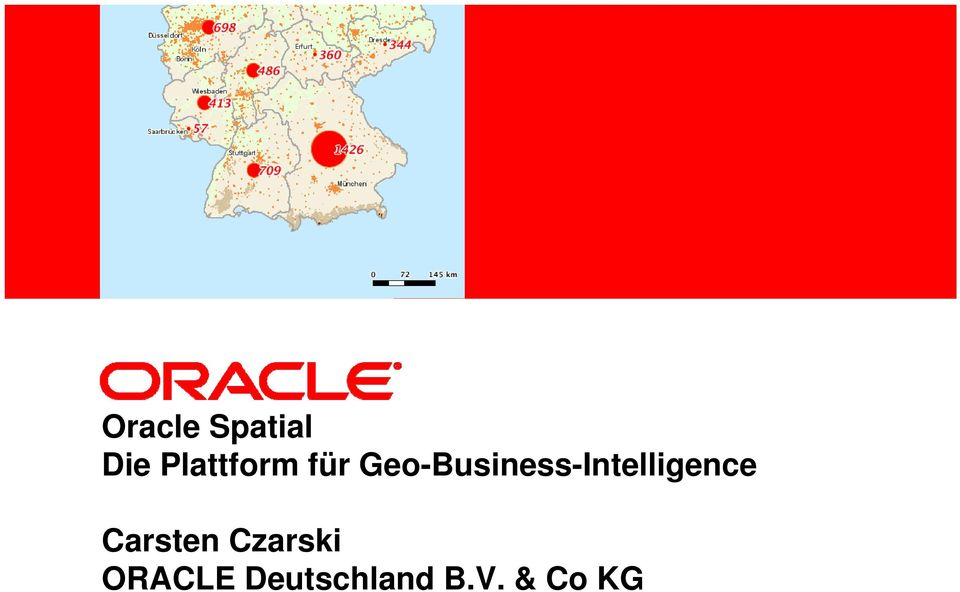 Geo-Business-Intelligence