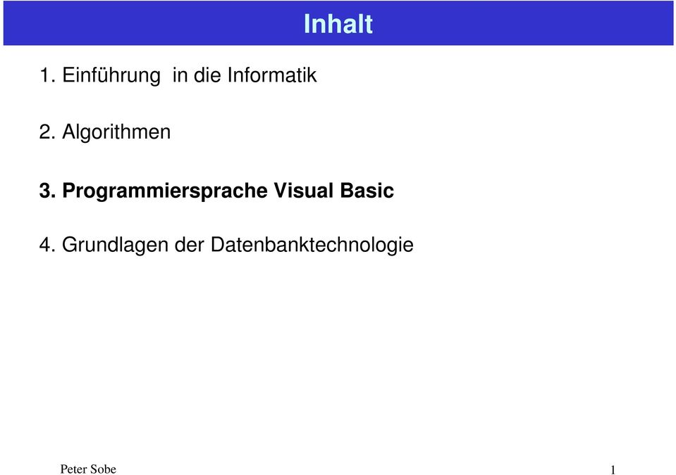 Programmiersprache Visual Basic 4.