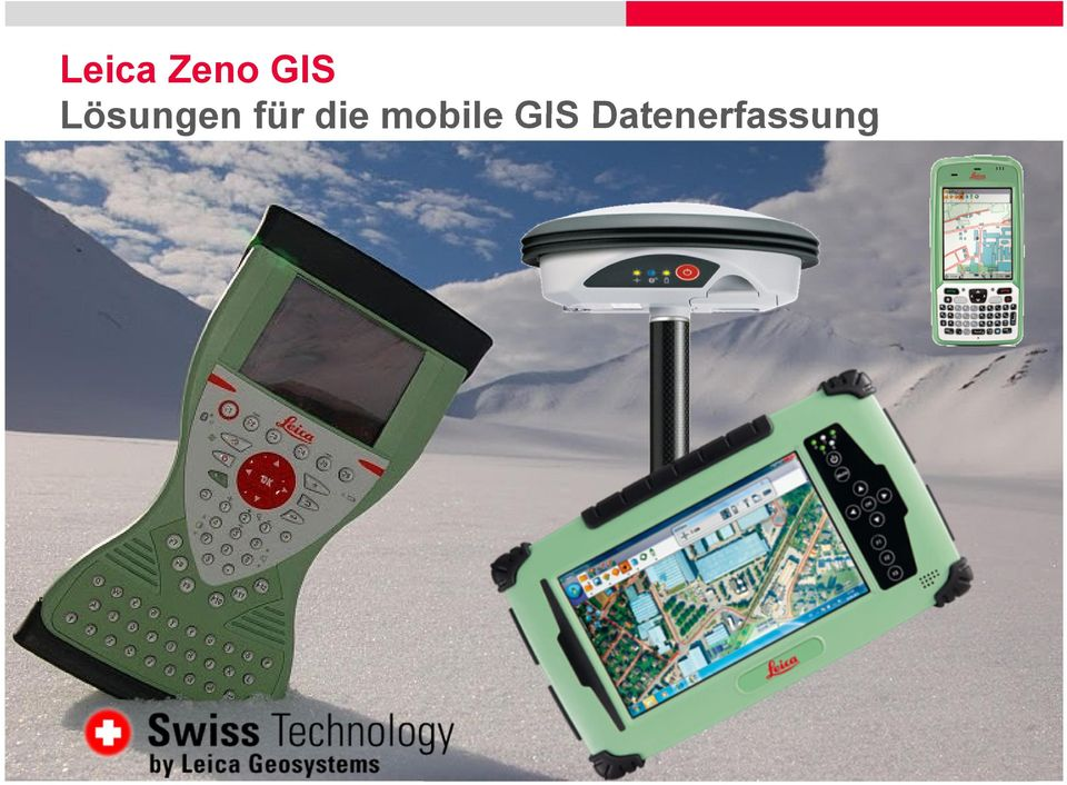 die mobile GIS