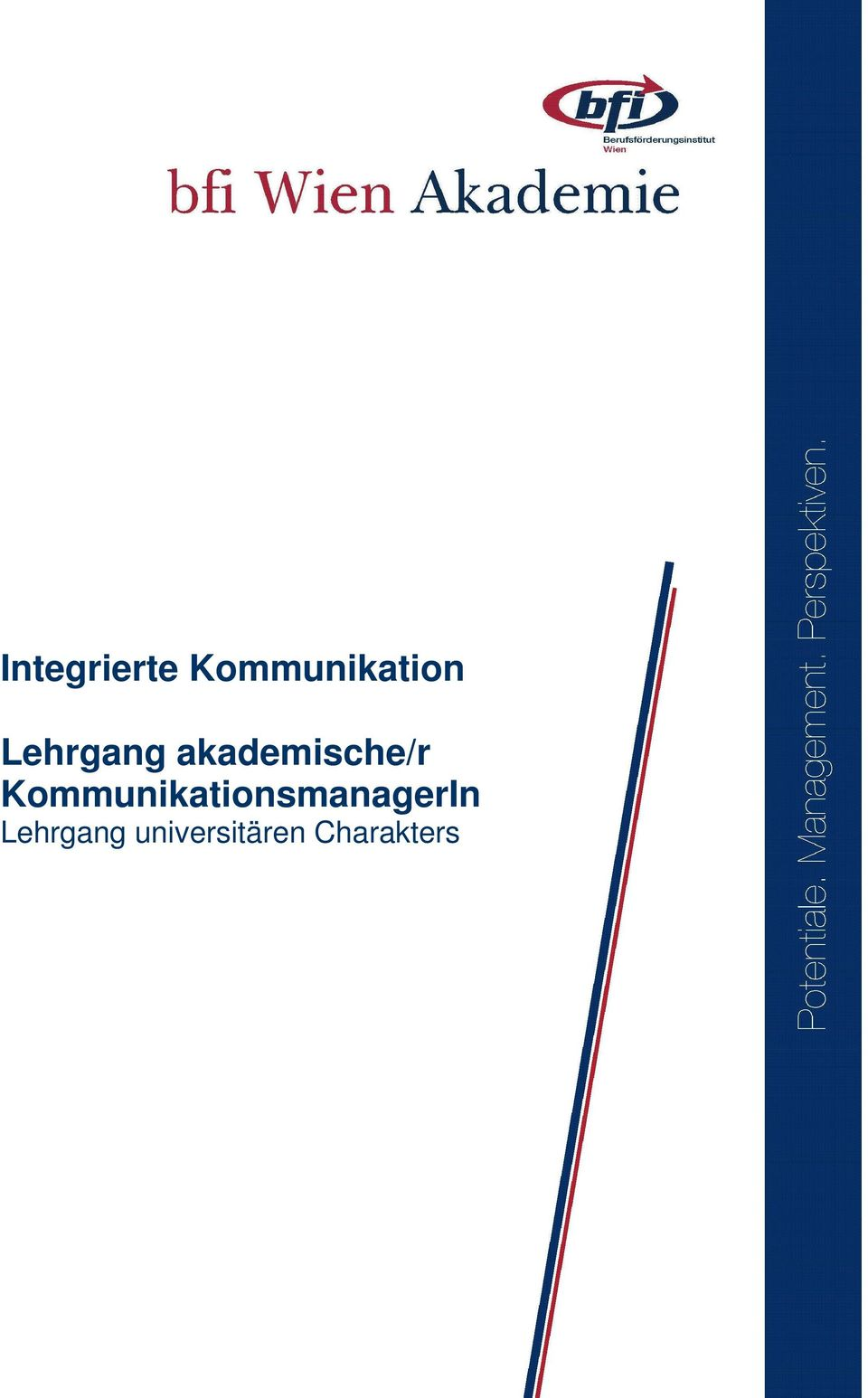 KommunikationsmanagerIn