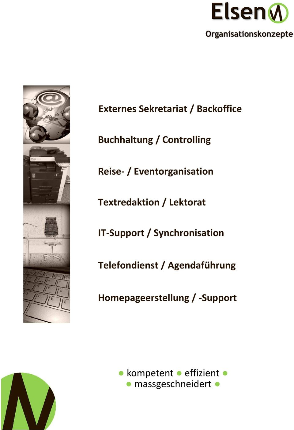 IT-Support / Synchronisation Telefondienst / Agendaführung