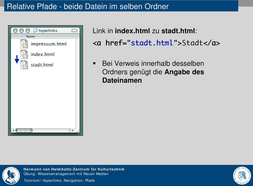 "html: <a href=""stadt."