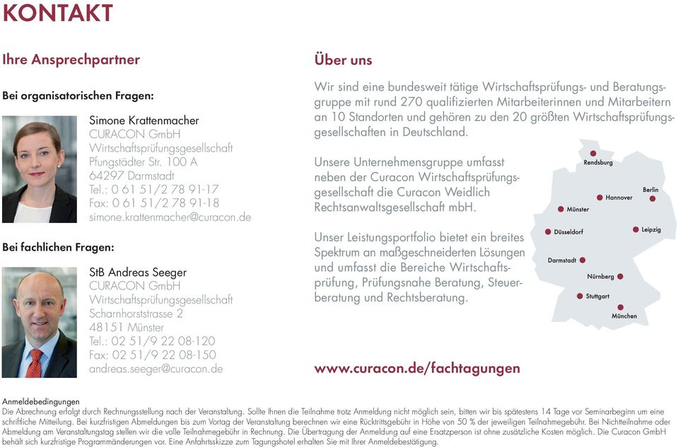 : 02 51/9 22 08-120 Fax: 02 51/9 22 08-150 andreas.seeger@curacon.