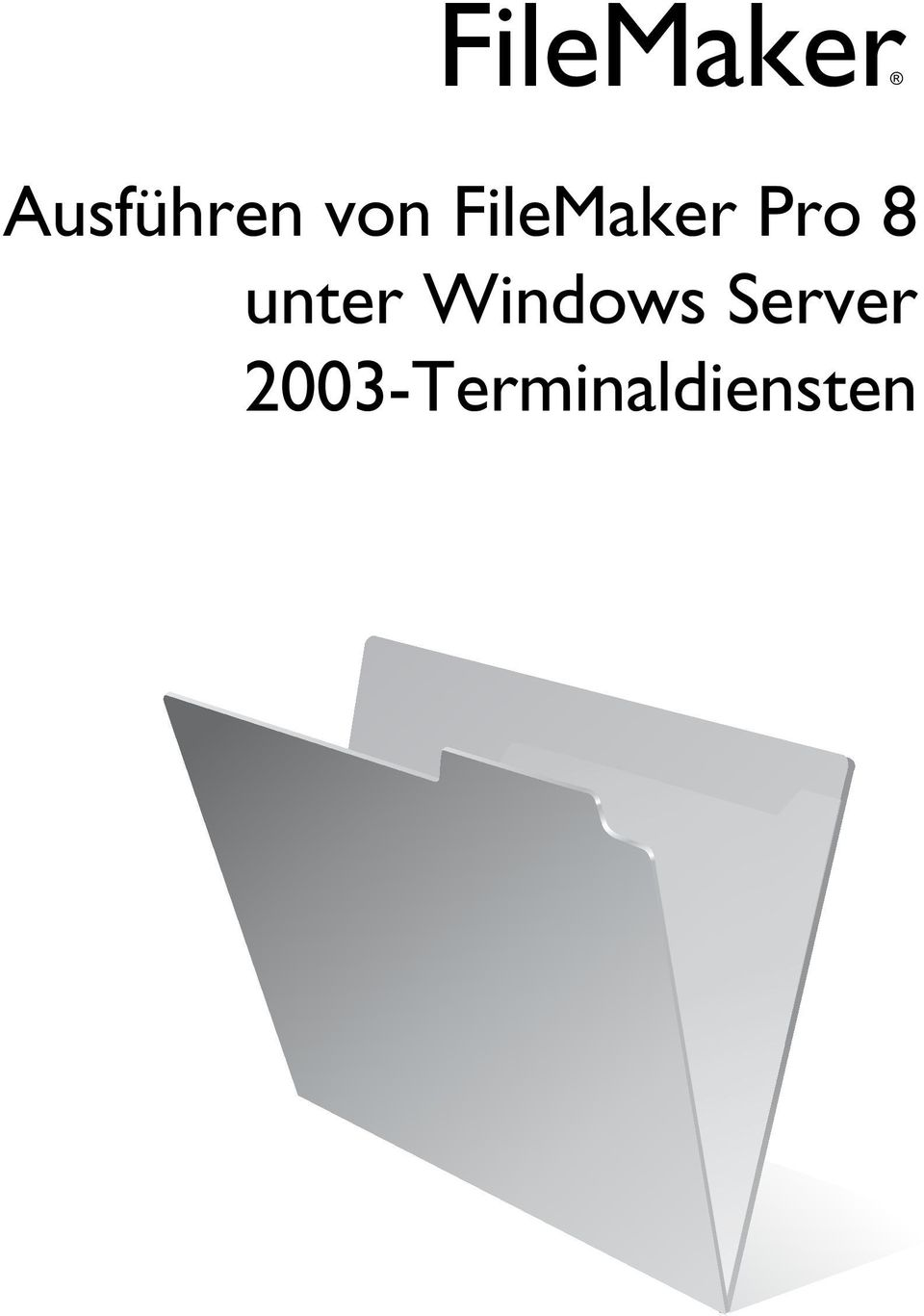unter Windows Server