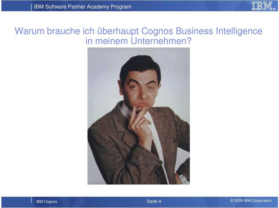 Business Intelligence in