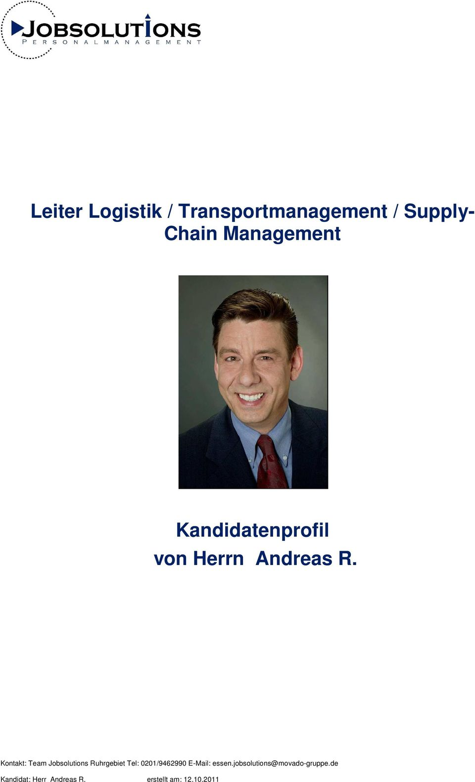 Supply- Chain Management