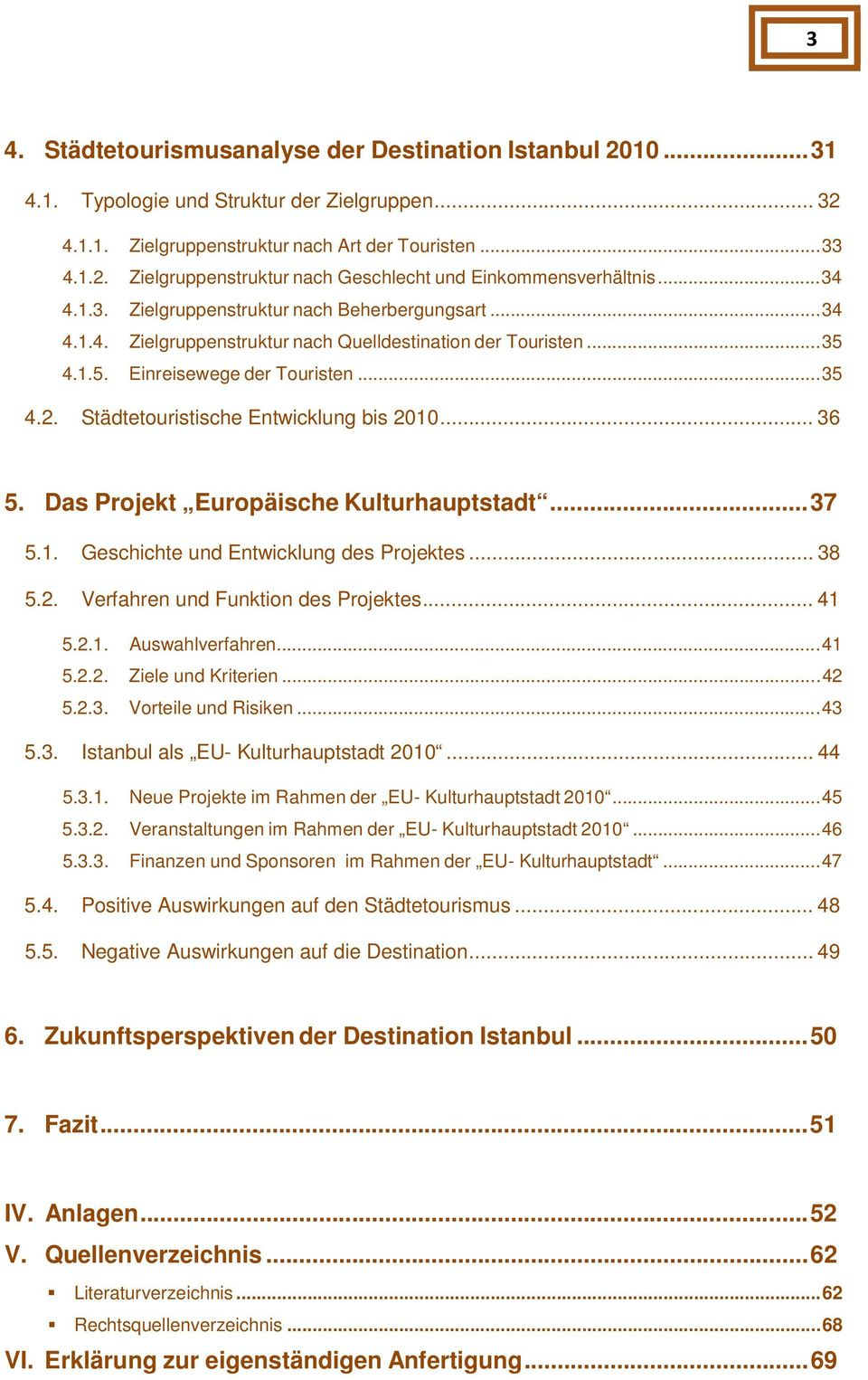 Fachbereich Tourismus Bachelor-Thesis - PDF