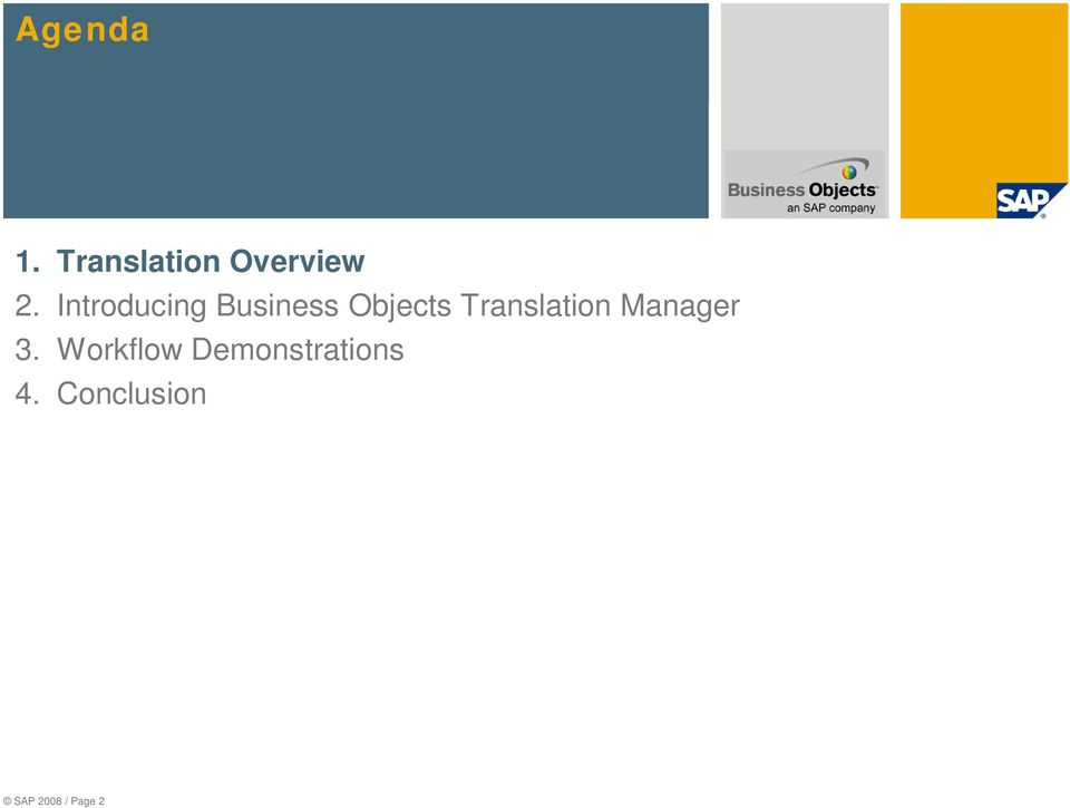 Translation Manager 3.
