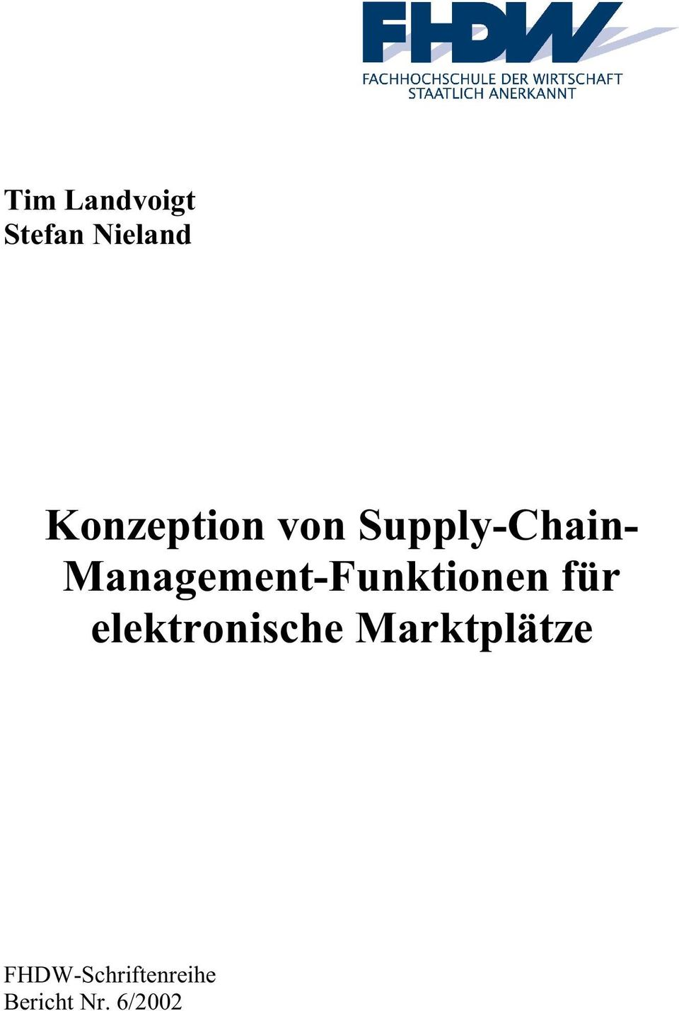 Management-Funktionen für