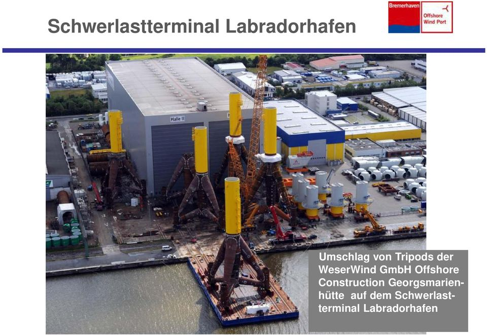 GmbH Offshore Construction