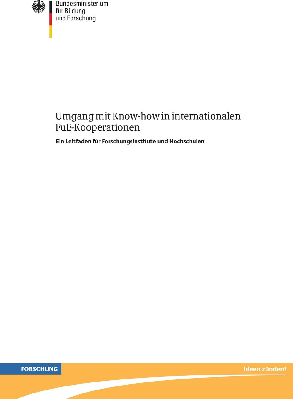 Umgang Mit Know How In Internationalen Fue Kooperationen Ein