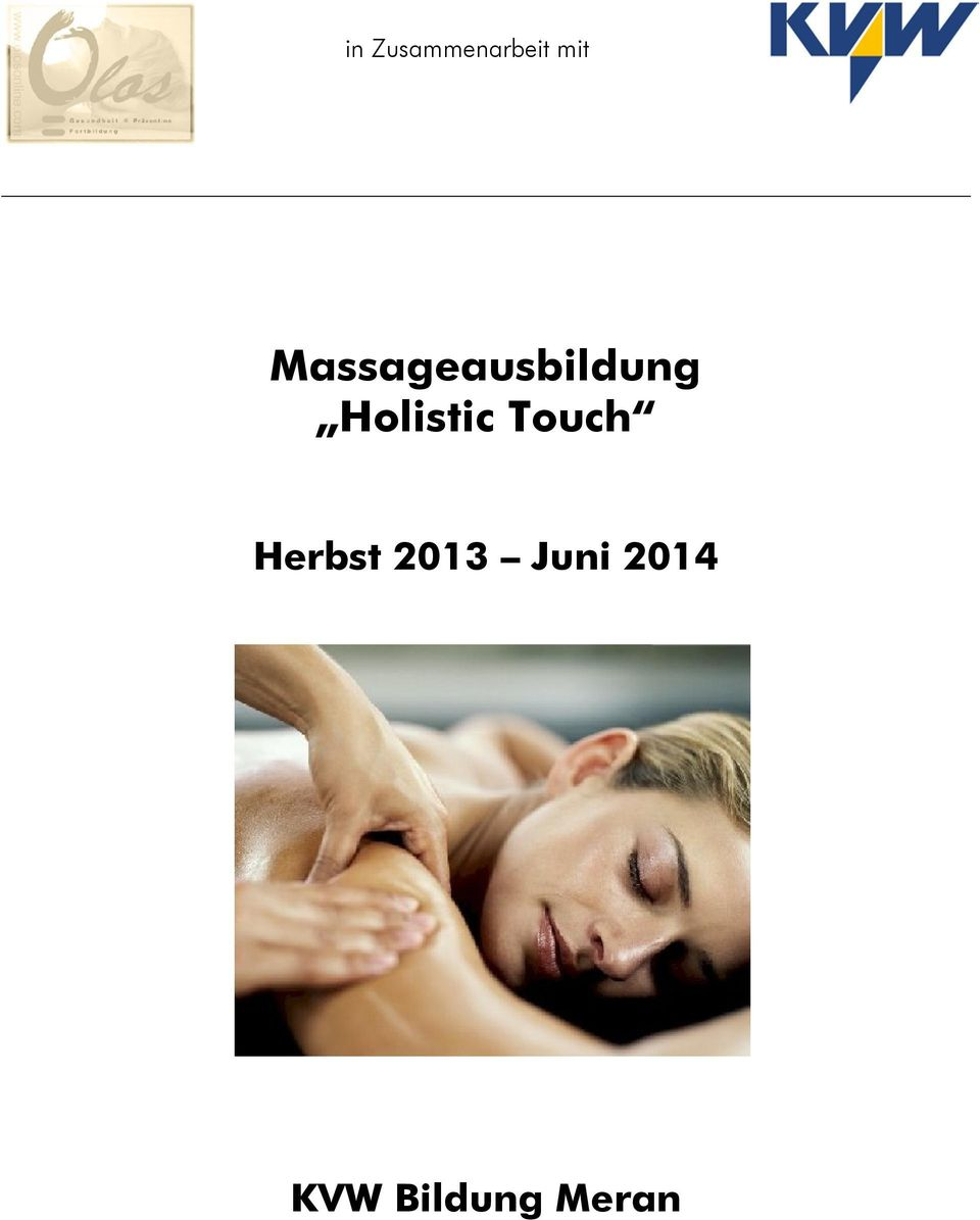 Holistic Touch Herbst