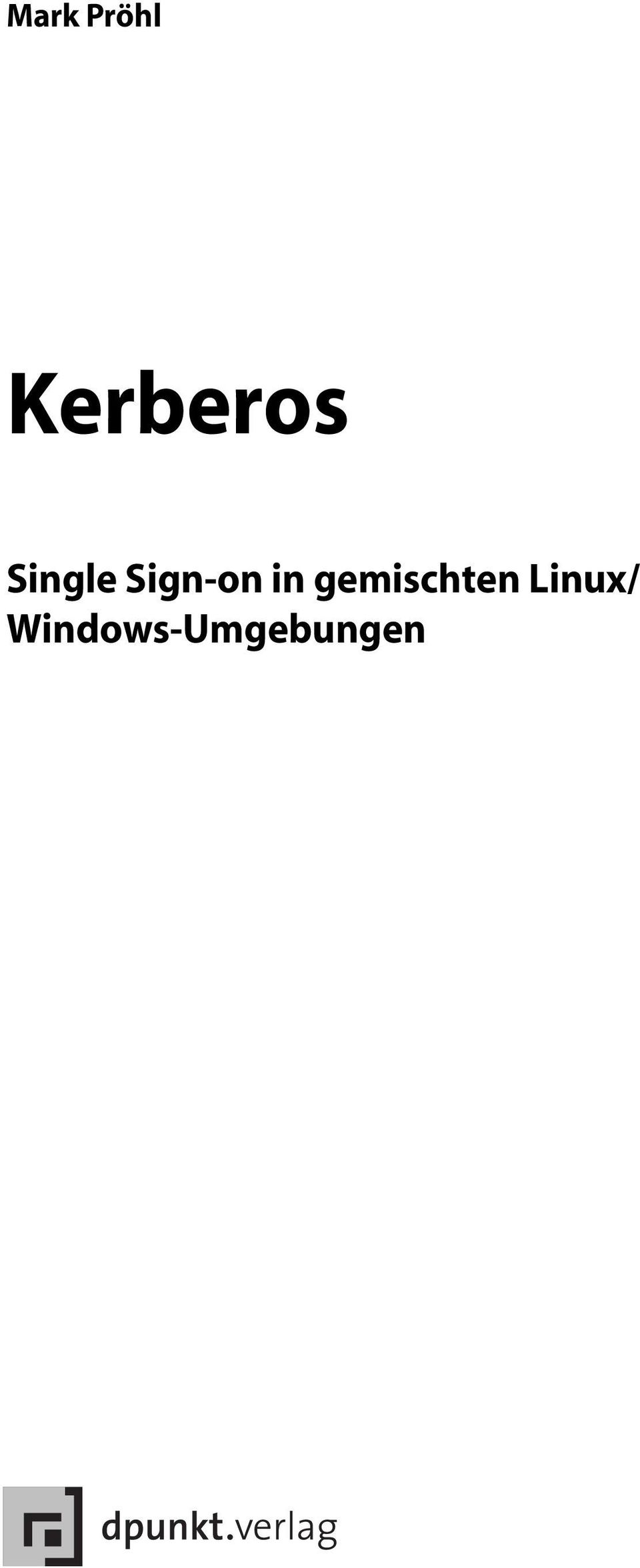 Sign-on in