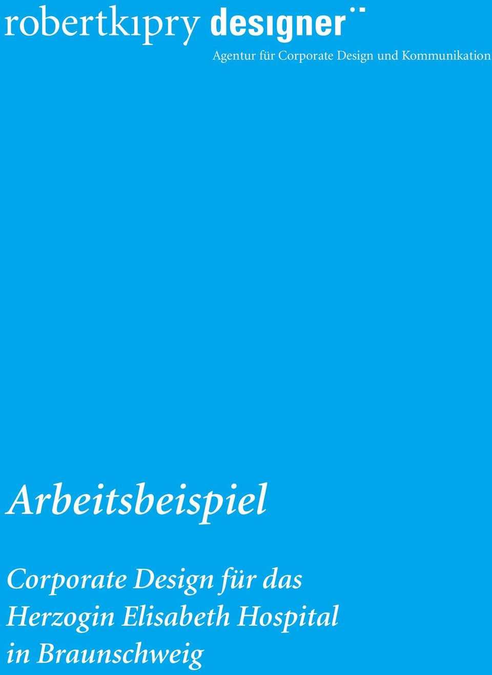 Corporate Design für das