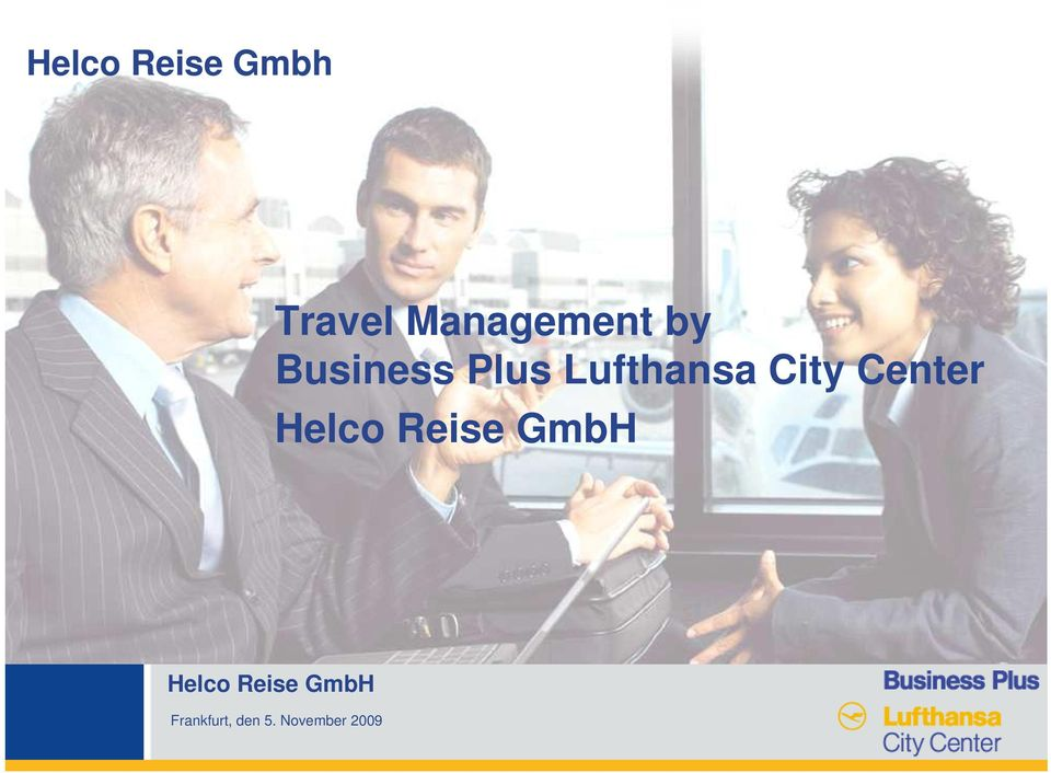 Plus Lufthansa City Center