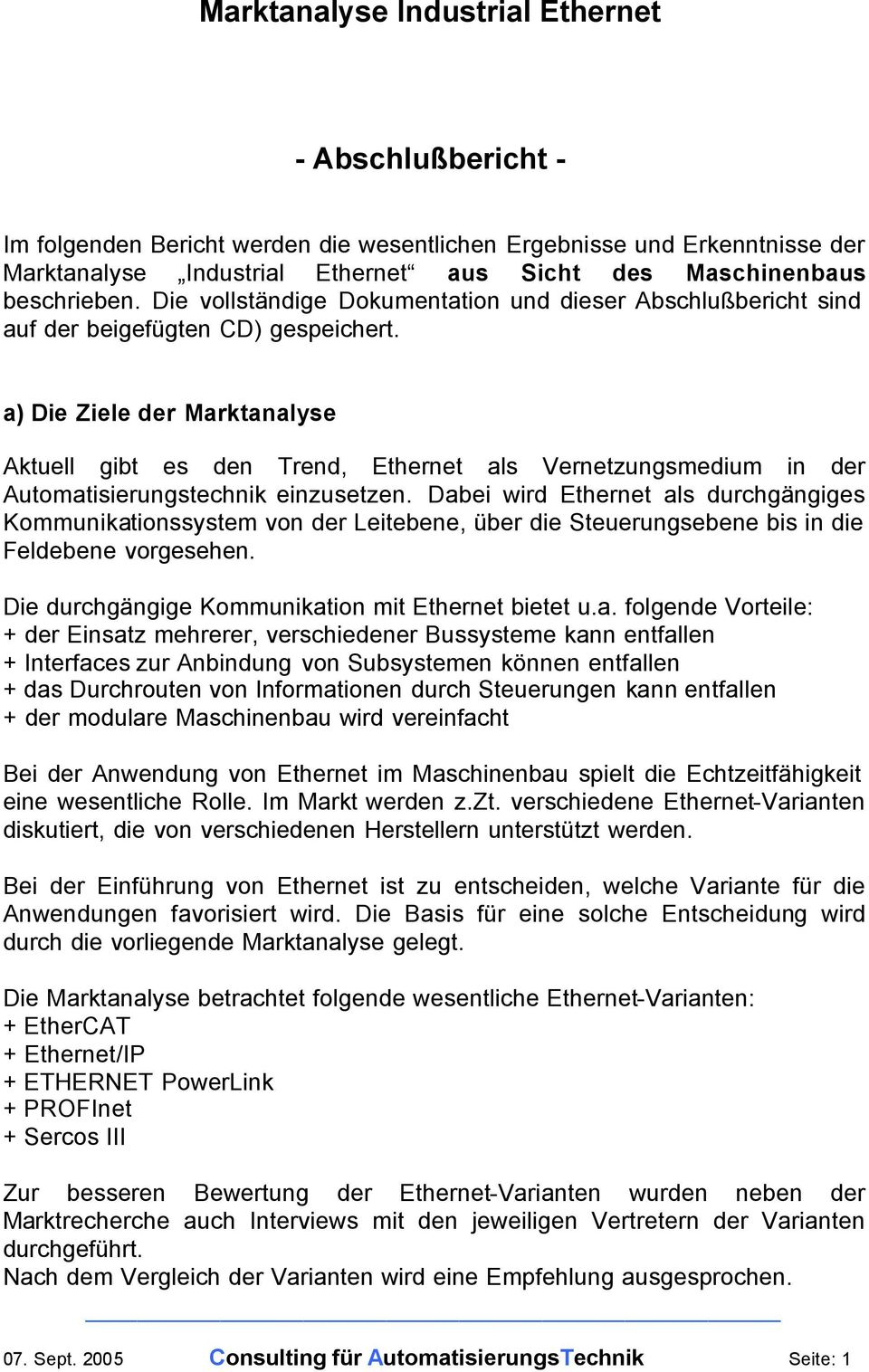 werbekonzeption projekt dokumentation pdf