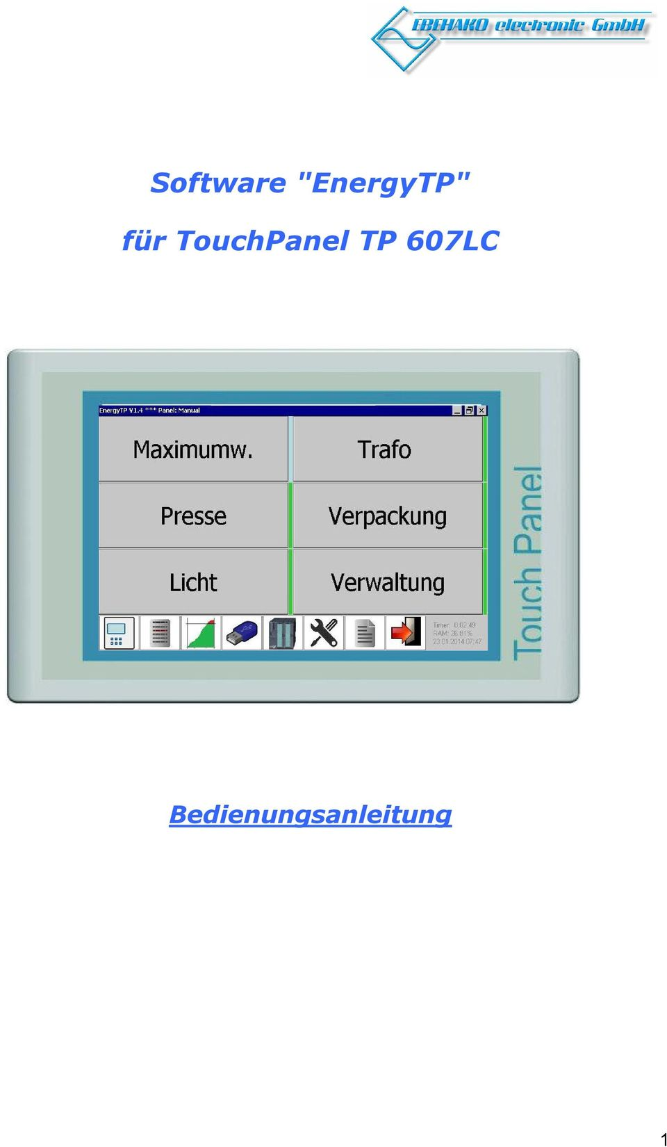 TouchPanel TP