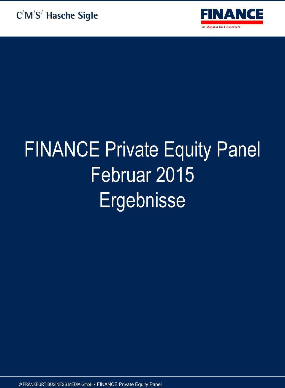 Equity Panel