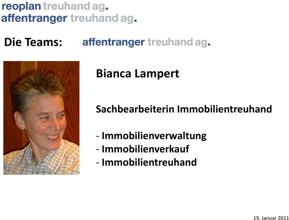 Immobilientreuhand -