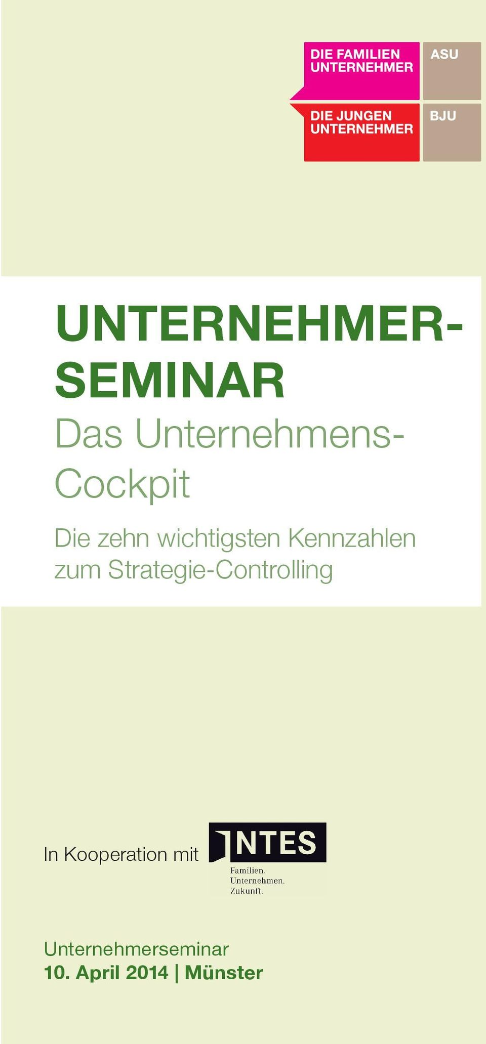zum Strategie-Controlling In Kooperation
