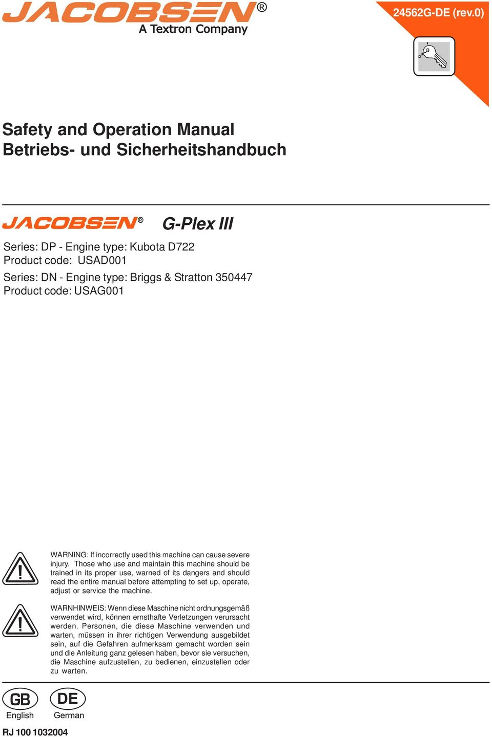 Ransomes plough operators manuals ebook array safety and operation manual betriebs und sicherheitshandbuch g rh docplayer org code fandeluxe Choice Image