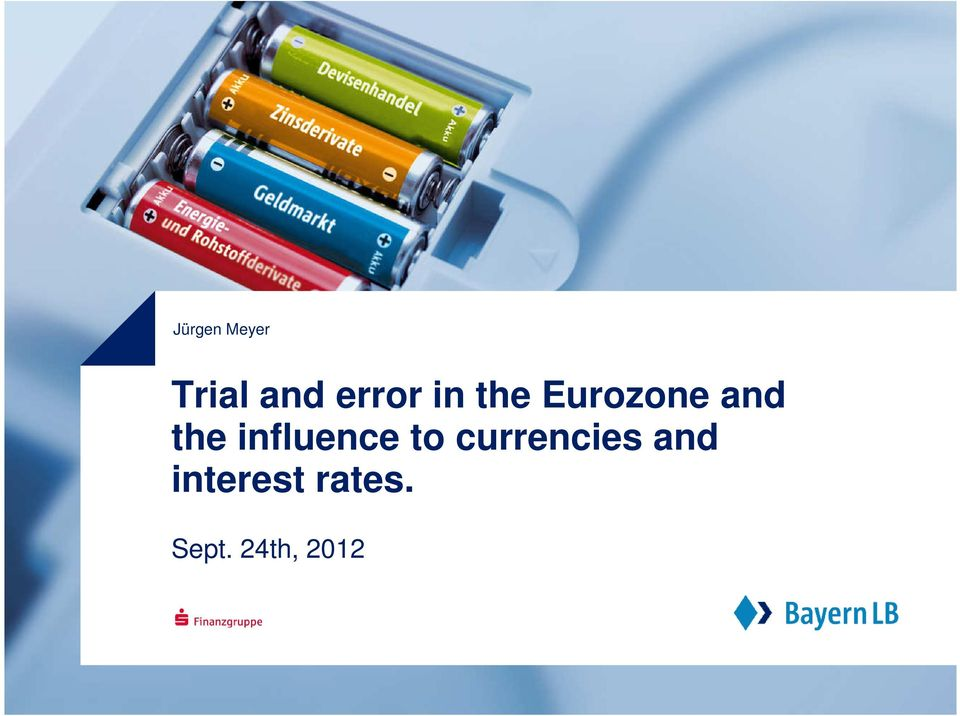 influence to currencies and