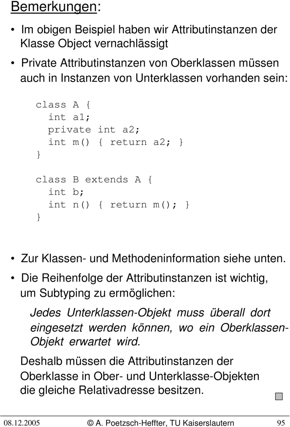 Methodeninformation siehe unten.