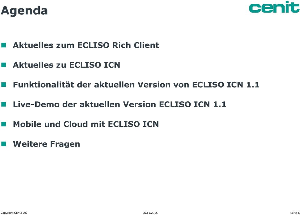 ECLISO ICN 1.