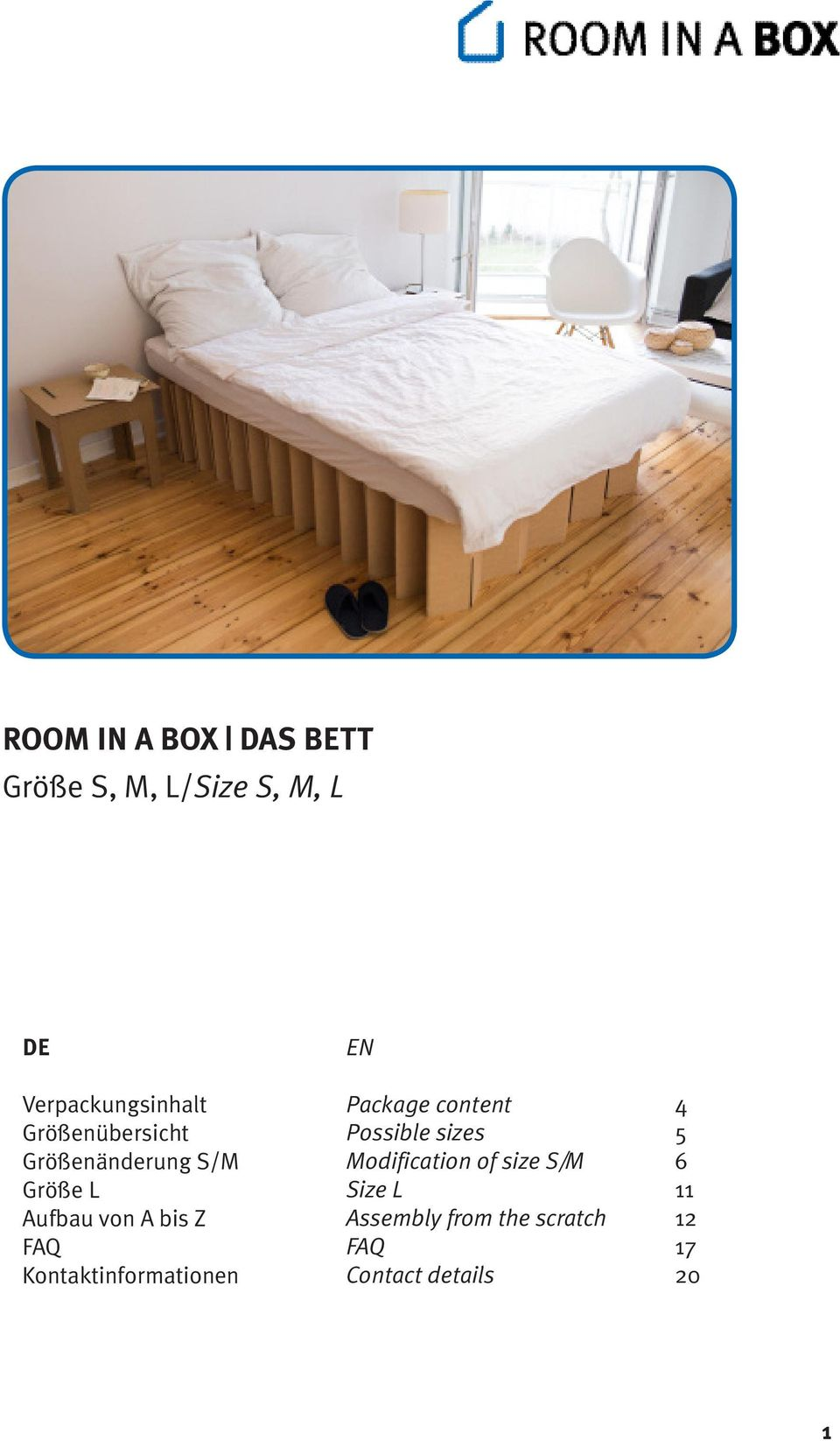 Wunderbar Bett Größe Das Beste Von Rmationen En Package Content Possible Sizes Modification