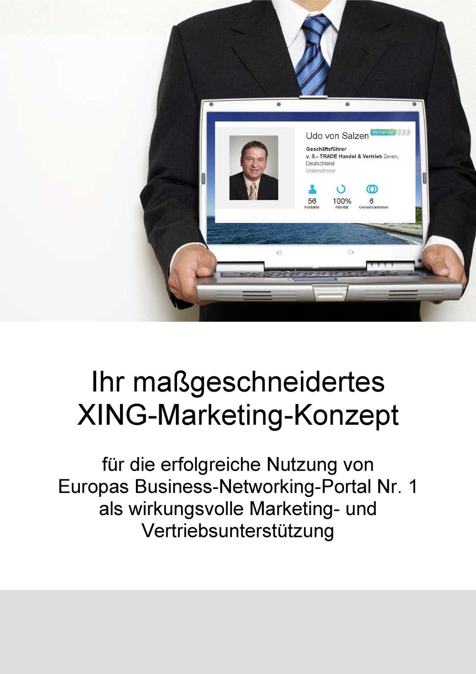 Business-Networking-Portal Nr.
