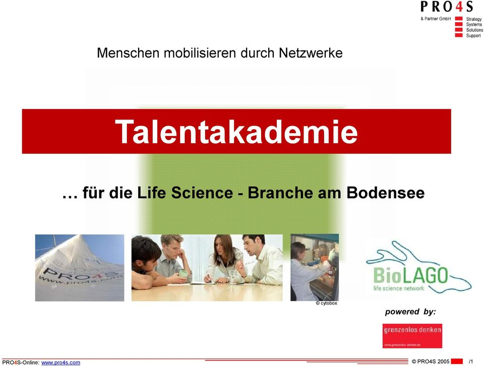 Branche am Bodensee cytobox powered by:
