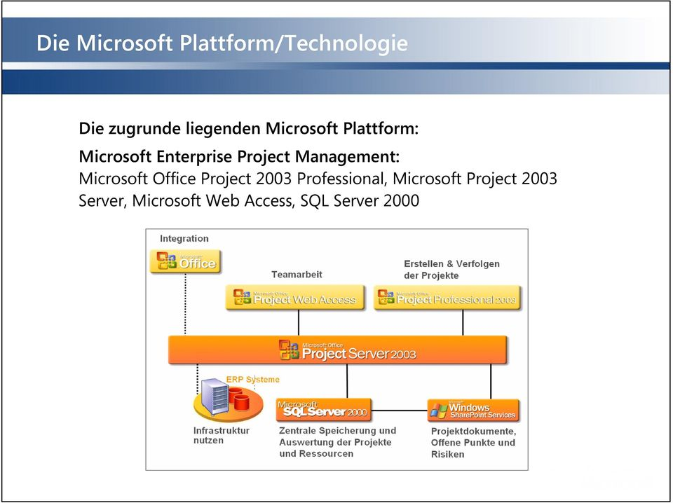 Management: Microsoft Office Project 2003 Professional,