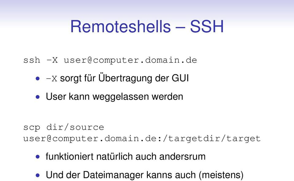 werden scp dir/source user@computer.domain.