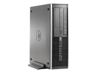 HP Elite 8300 Small Form Factor,1 x Core i5 3570 / 3.4 GHz,RAM 4 GB,HDD 1 x 500 GB,DVD SuperMulti,HD Graphics 2500,Gigabit LAN,Windows 7 Professional,vPro,Monitor : keiner.