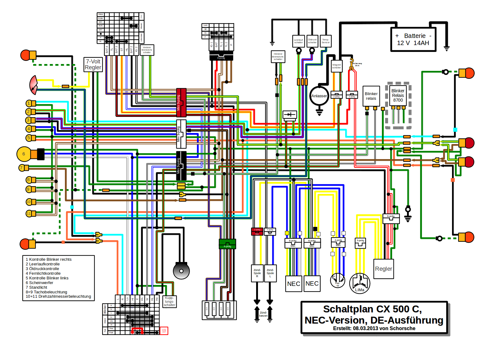 fj40 ignition switch wiring diagram with 1981 Honda Cx500 Wiring Diagram on Instrument Voltage Regulator Wiring Diagram also Mt 27 Wiring Diagram additionally International Truck Ignition Switch Wiring likewise Painless Wiring Harness Gauge as well Showthread.