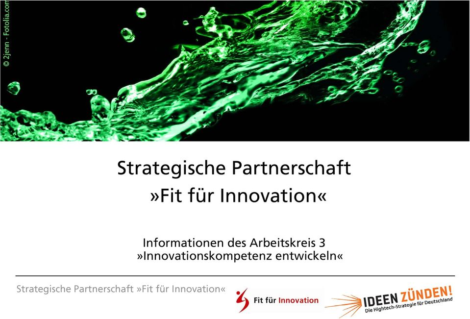 Innovation«Informationen