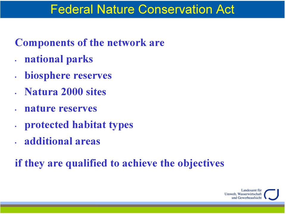 2000 sites nature reserves protected habitat types