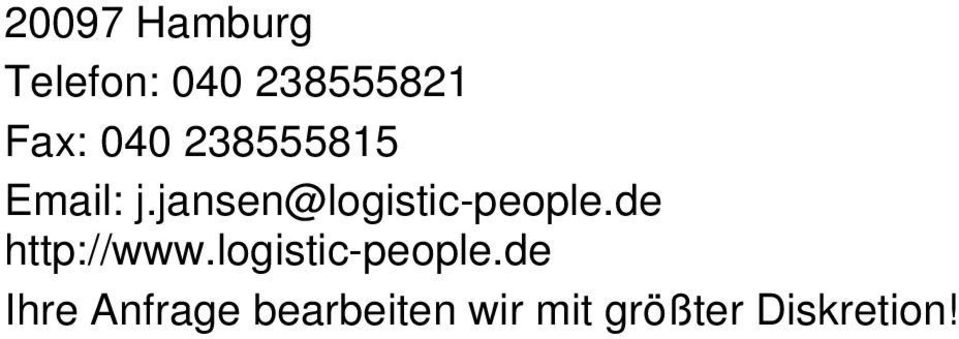 jansen@logistic-people.de http://www.