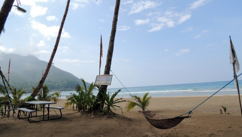 Sabang Beach Daluyon Beach and