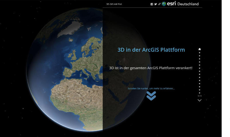 Story Map: 3D in