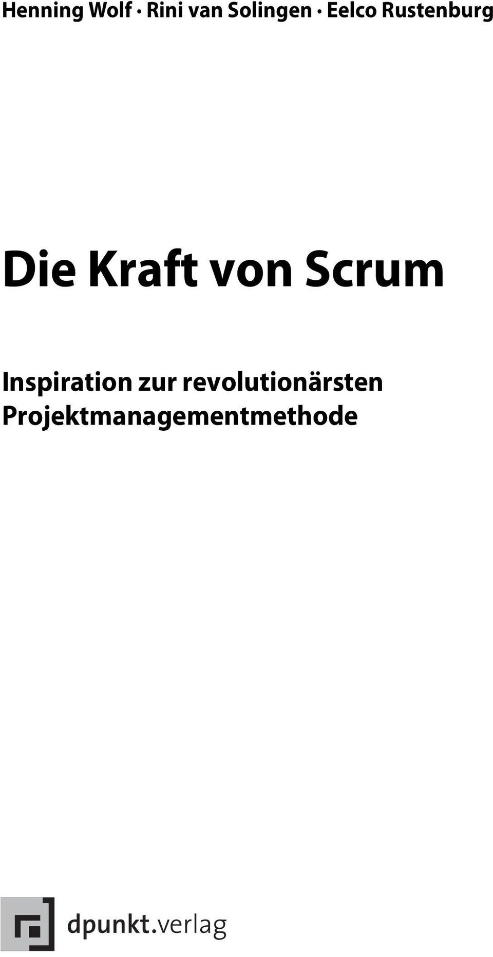 Scrum Inspiration zur