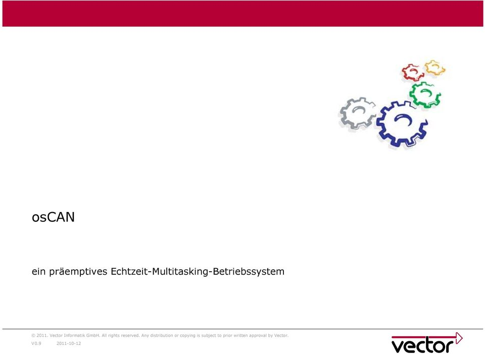 Vector Informatik GmbH. All rights reserved.