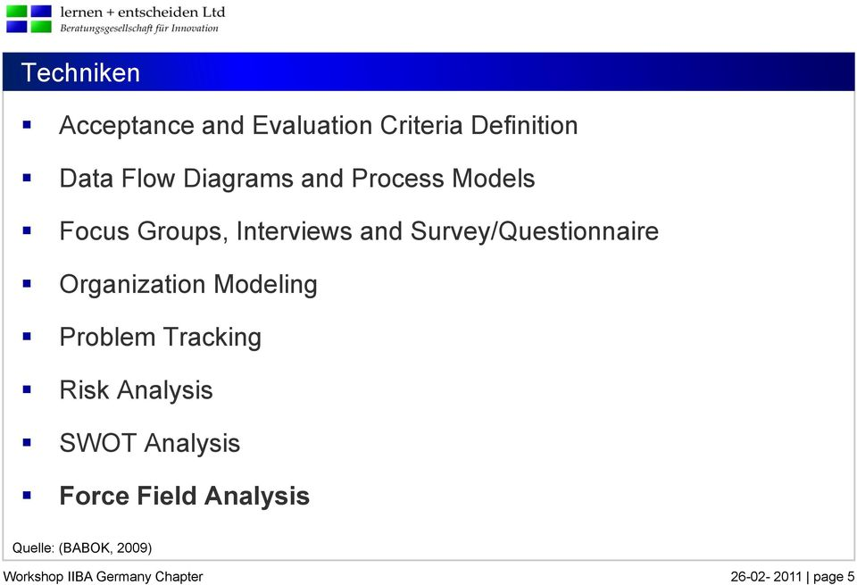 Organization Modeling Problem Tracking Risk Analysis SWOT Analysis Force