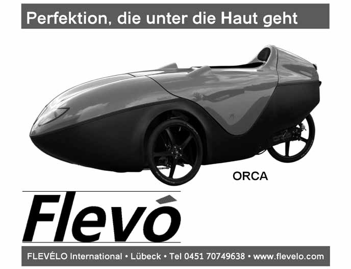 info bull spezial dreiradmagazin liegedreirad fahren was finden sie auf dem markt velomobile. Black Bedroom Furniture Sets. Home Design Ideas