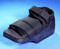 FOREFOOT POST OPERATIVE SHOE 0814-1132 SM 0814-1133 MD 0814-1134 LG 0814-1135 XL DARCO ORTHO WEDGE HEALING SHOE 0814-1241 XS Schuhlänge 24.0cm 0814-1242 SM Schuhlänge 26.