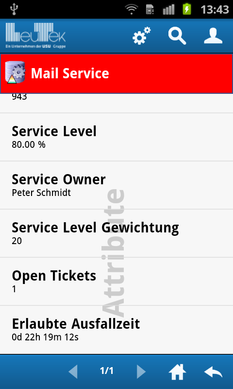 Service App Android
