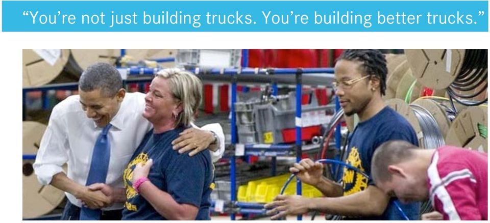 You re building