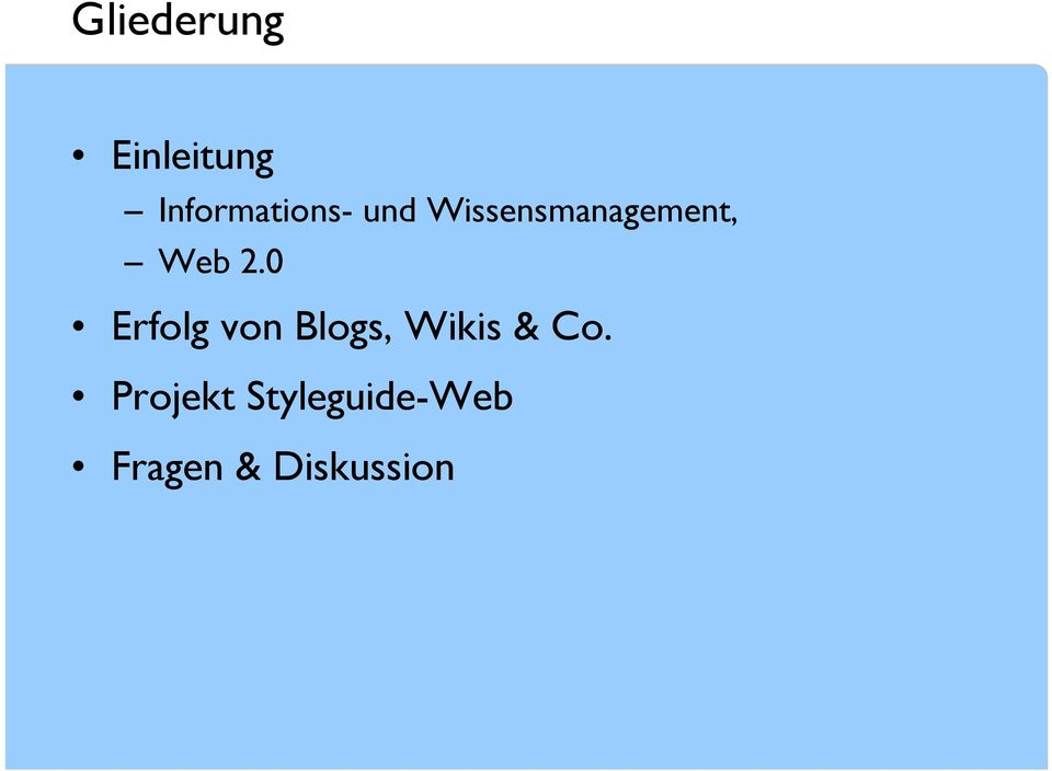 Wissensmanagement, Web 2.