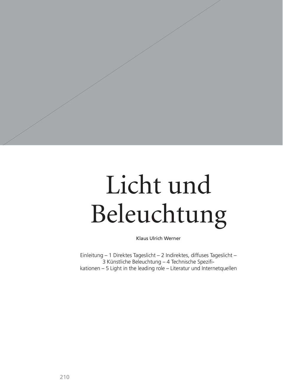 licht und beleuchtung pdf. Black Bedroom Furniture Sets. Home Design Ideas