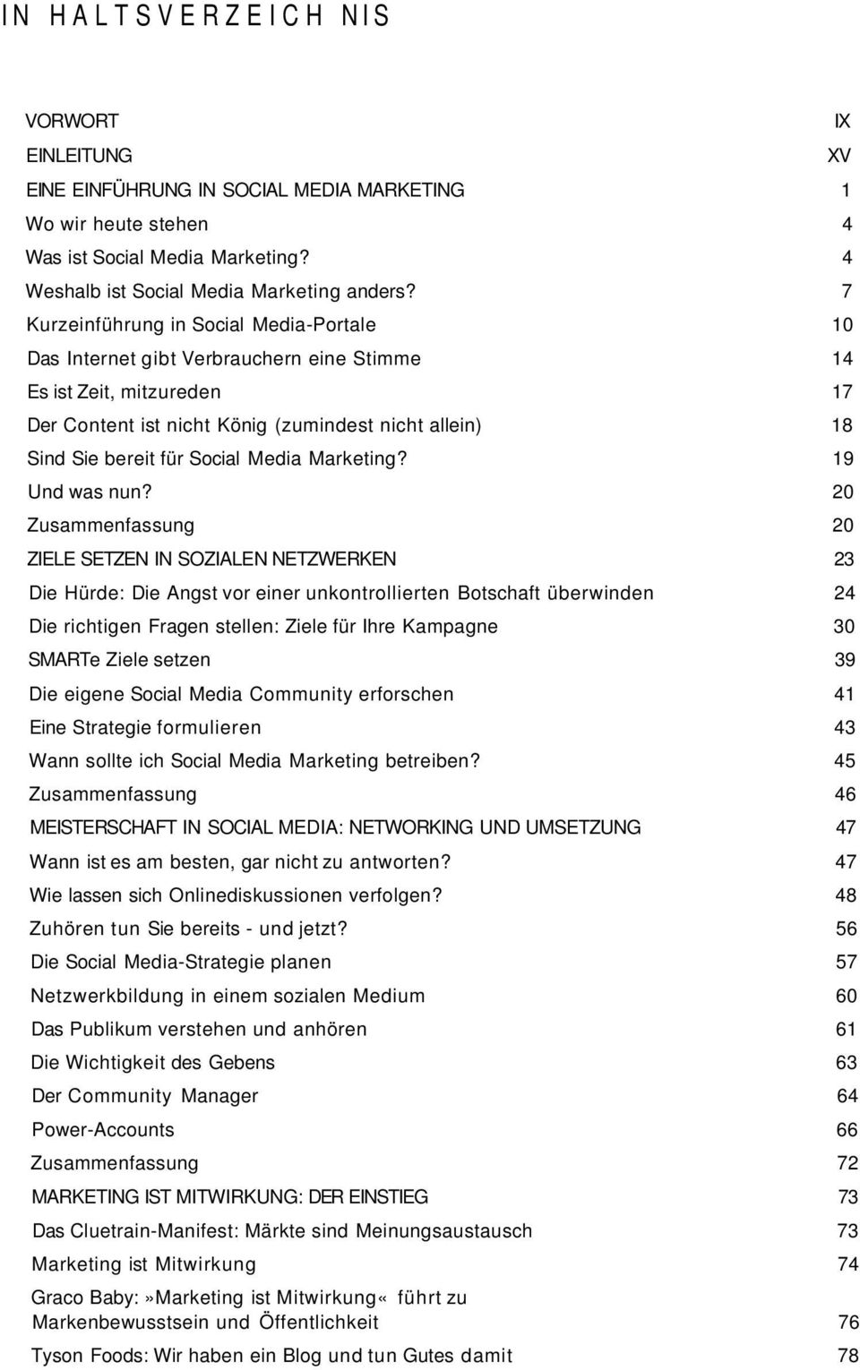 Media Marketing? 19 Und was nun?